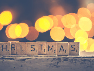 The 12 Blogs of Christmas: Day 12