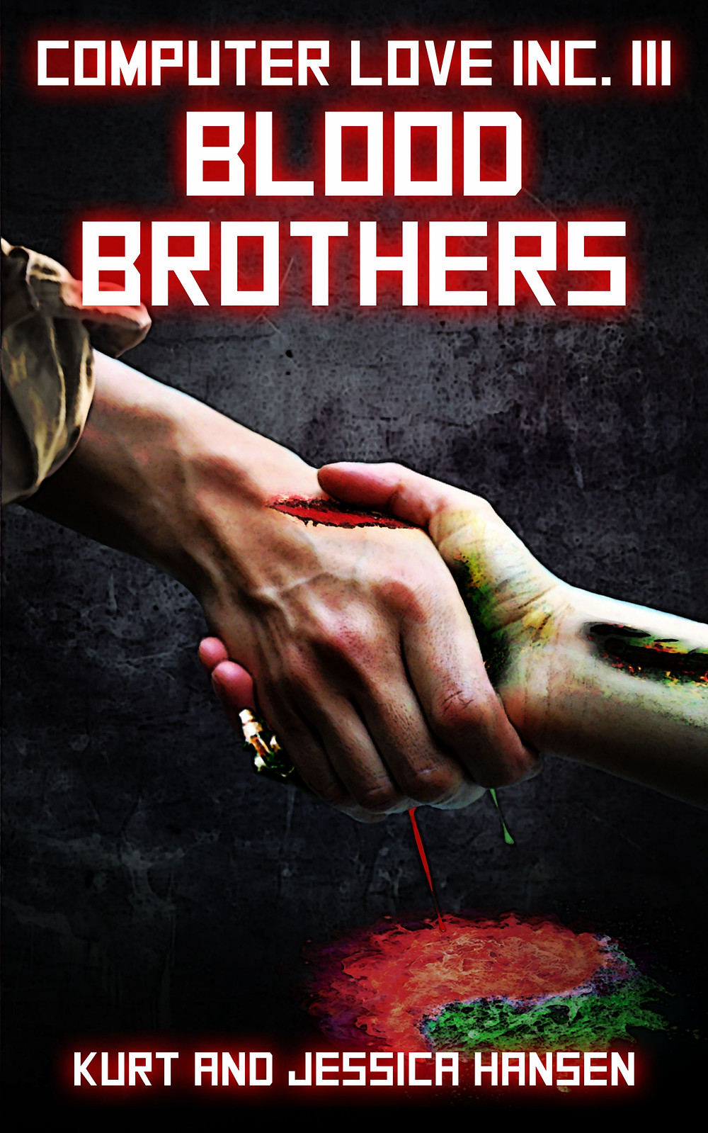 Computer Love Inc. Blood Brothers