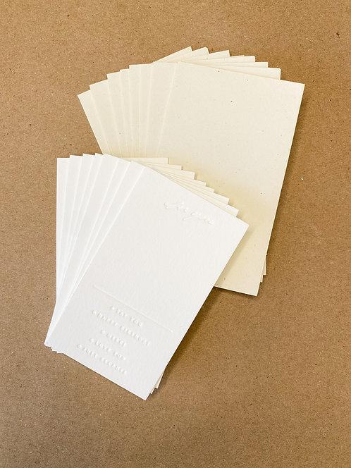 Mini Occassion Notecards