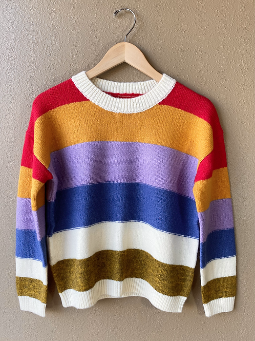 What A World Sweater