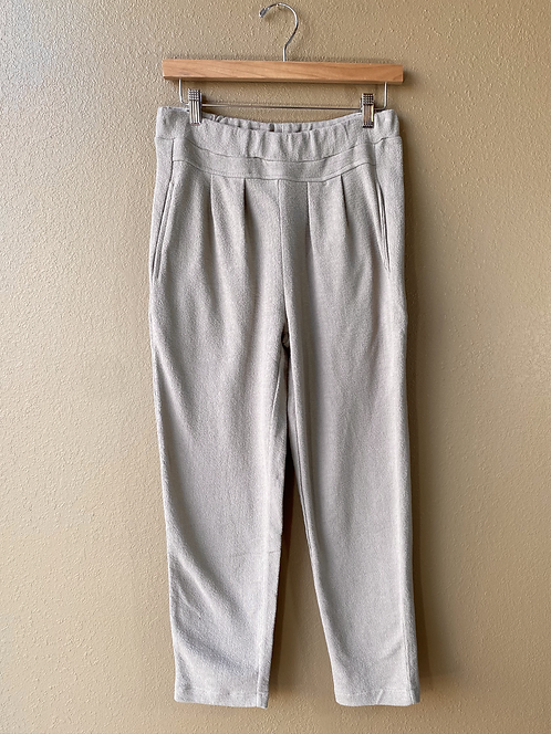 Cotton Tapered Pant