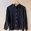 Thumbnail: Drop Sleeve Shirt in Black