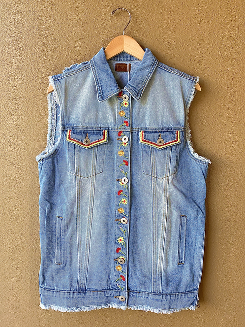 Mazzy Star Vest