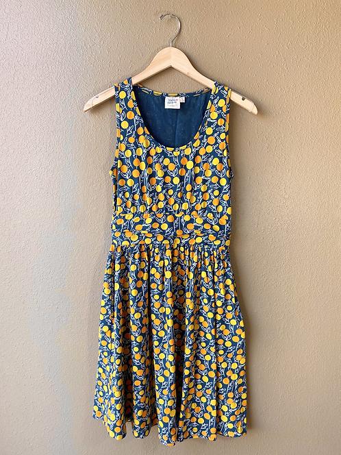Asheville Dress in Citrine