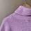 Thumbnail: Iced Lavender Turtleneck