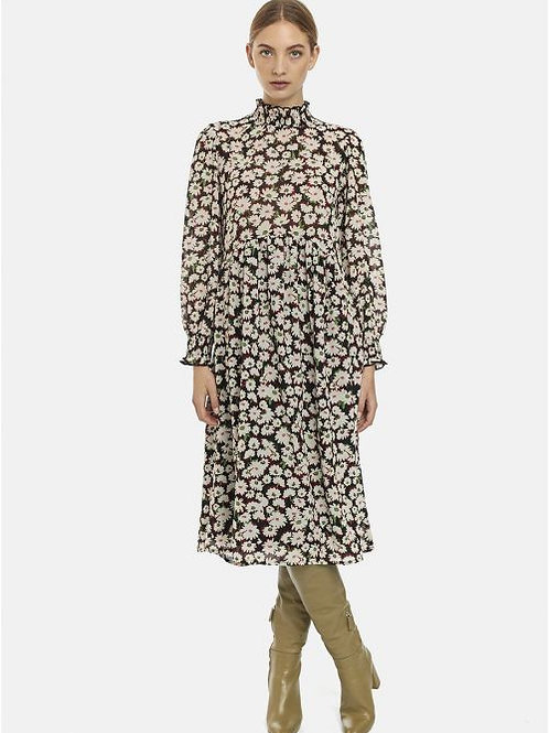 Prairie Dress in Daisy Print