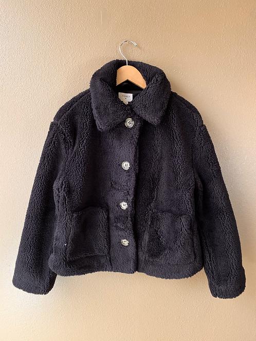 Boston Faux Fur Coat