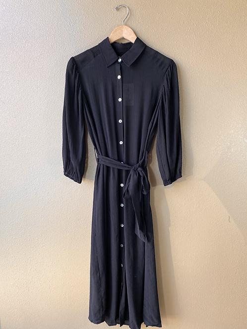 Starless Shirt Dress