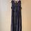 Thumbnail: black denim dress