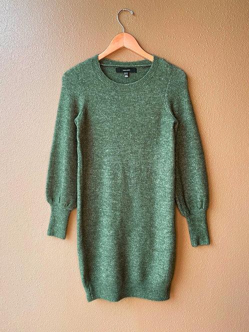 Simone Dress in Green