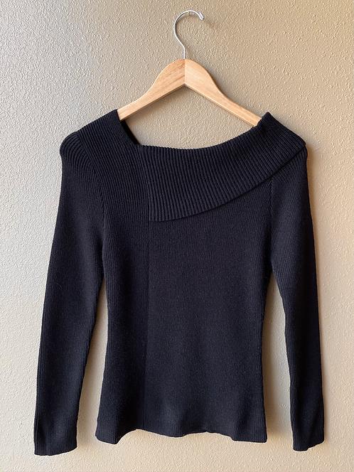 Natalie Asymmetrical Sweater