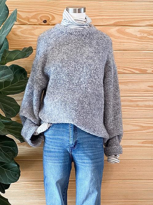 Super Fuzz Sweater