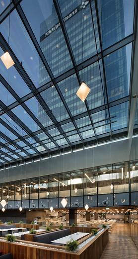 Türkiye Finans Participation Bank Headquarters