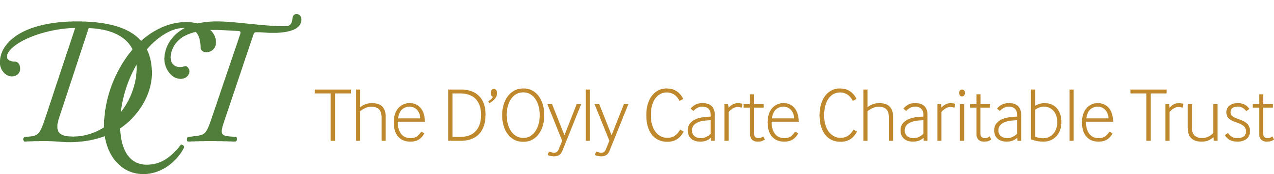 The D'oyly Carte Charitable Trust