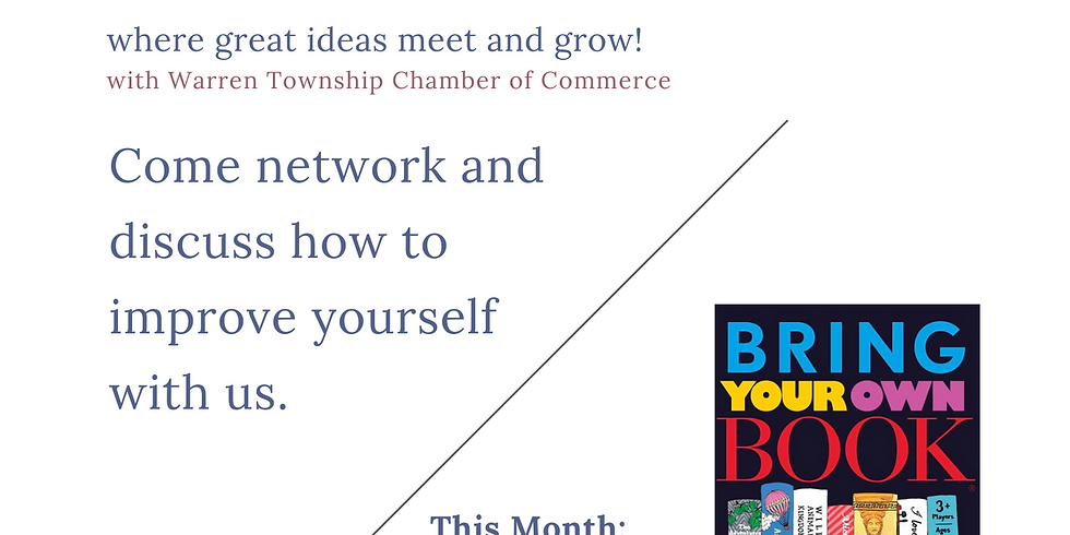 March Business Book Club