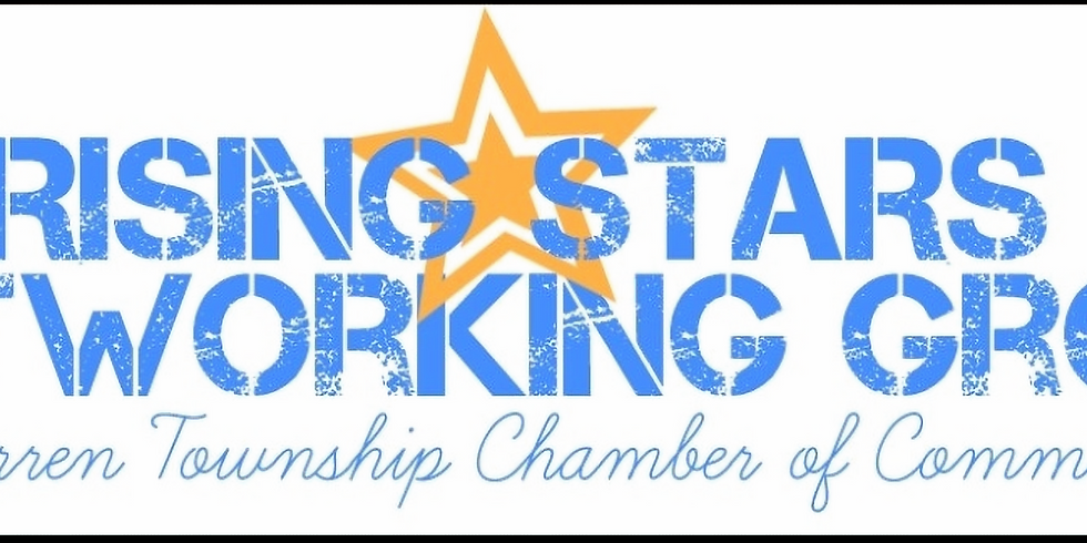 Rising Stars Networking Group October 2017