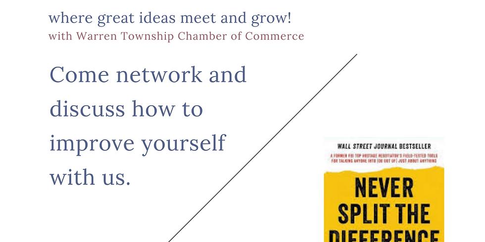 April Business Book Club
