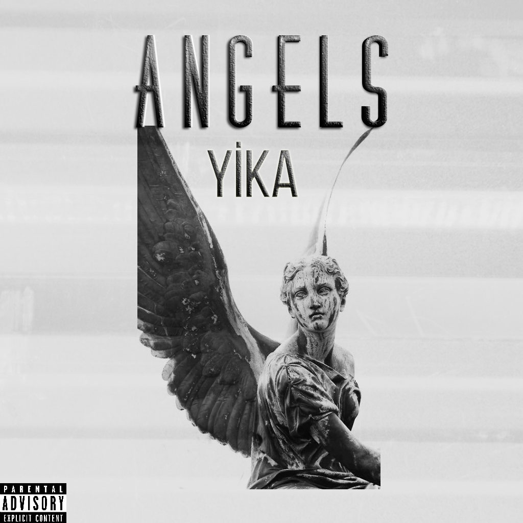Yika - Angels - Orijinal Art