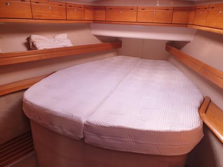 Memory Foam Boat Mattress