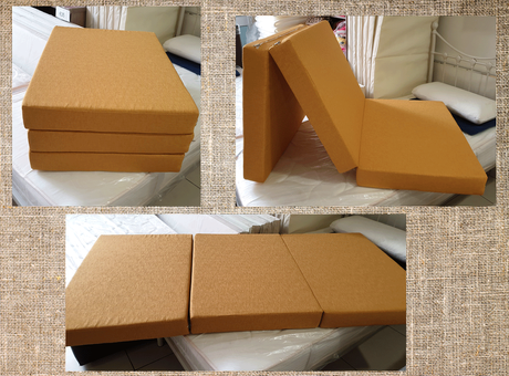 Foldable Cushion/Mattress