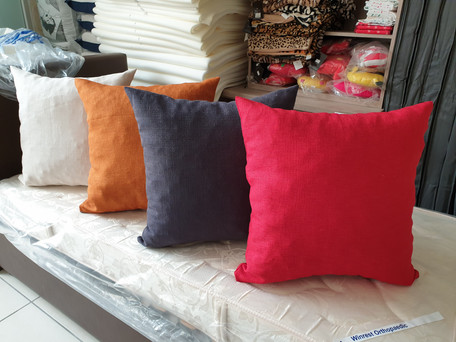 Custom Colourful Scatter Cushions