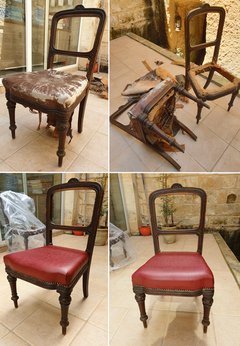 Antique Chair Repair