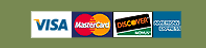 We Take Credit Cards