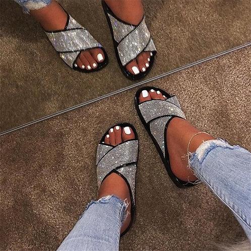 """Shine Bright"" Sandals"