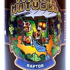 Matuška 15° Raptor IPA 0,7l