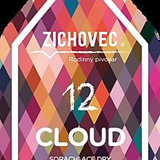 Zichovec 12° Cloud 12 Sorachi Ace Dry Hopped Saison 0,7l