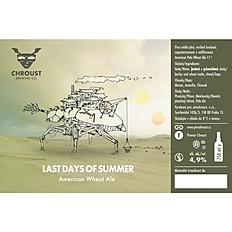 Chroust 11° Last Days of Summer American Pale Wheat 0,7l