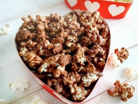 Suussasulavat suklaapopcornit