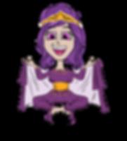Genie Beanz avatar 1A-01.png
