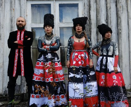 Your New Favourite Group: DakhaBrakha