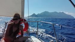 Marettimo in barca