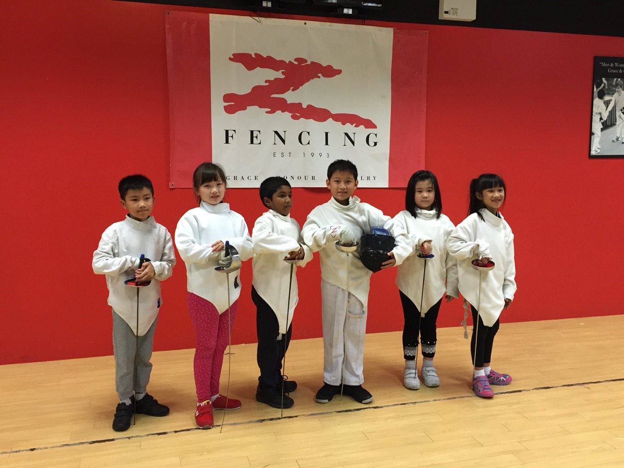 3 Day Fencing Experience Workshop