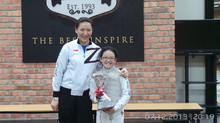 Rachel Mary Lim wins Z Grand Gala Challenge Trophy