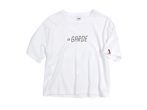 EnGarde Cropped Play Tee