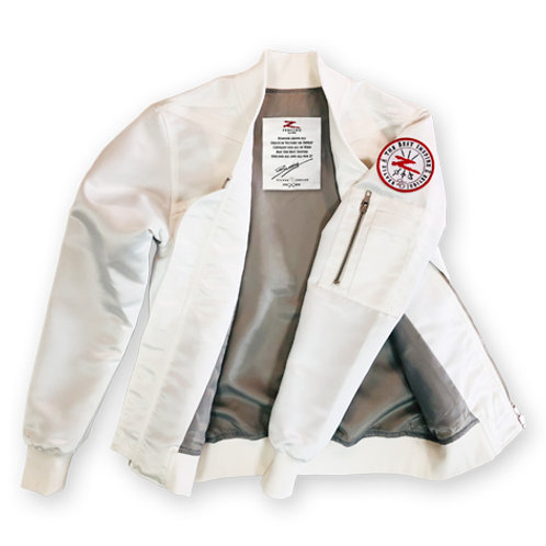 Z25 Special Edition Lux Bomber Jacket