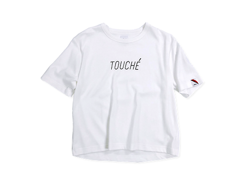 Touché Cropped Play Tee