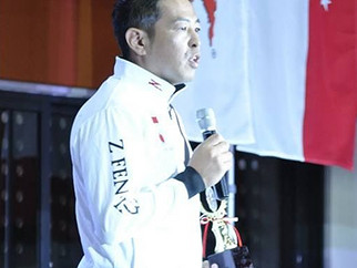 Japan Olympic Coach Aoki Yusuke appointed Expert Advisor for Z Fencing International