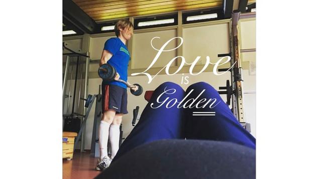 LOVE IS GOLDEN - PETER JOPPICH