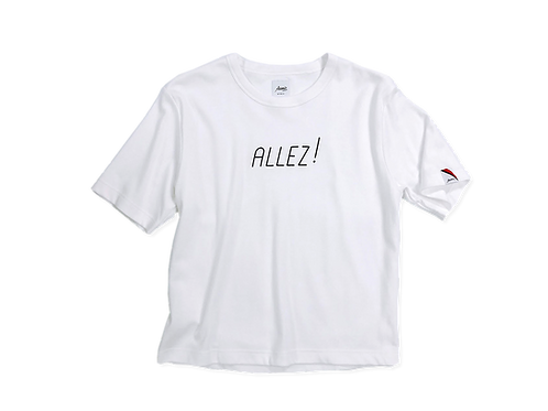 Allez Cropped Play Tee