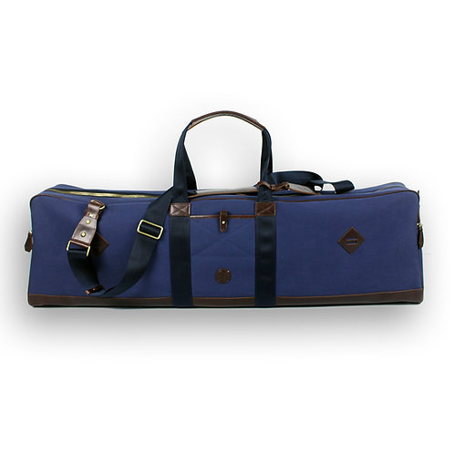 The Williamsburg Fencing Bag - Deep Blue