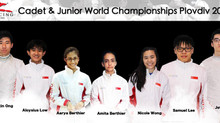Our Best to Team Z at the World Cadet & Junior Champs 2014, Plovdiv Bulgaria