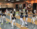 How Fencing can develop character