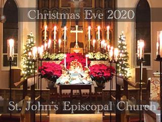 Christmas Eve at St. John's Church