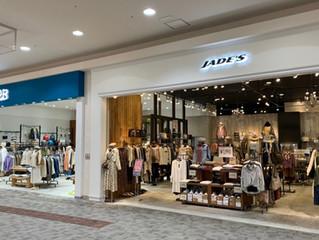 JADE'S・CRB日の出店リニューアルOPEN!