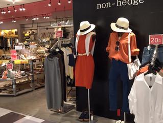 non-hedge川越店OPEN