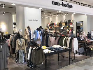 non-hedge 町田店 OPEN !!